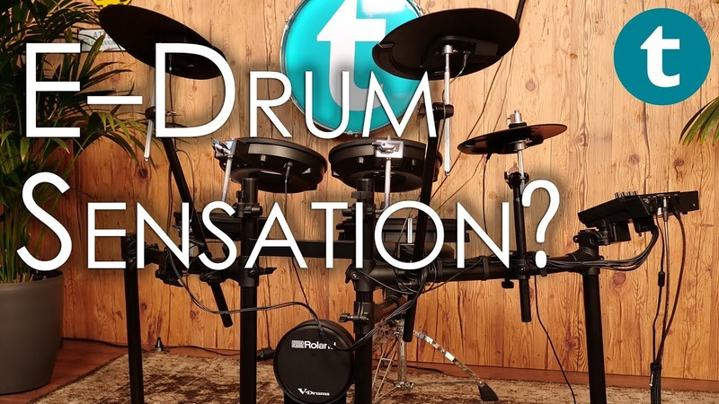 Which Roland E-Drum Kit is the best? |Comparing the new Roland TD-17 Series | Thomann