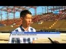 Стадион к VII Спортивным играм народов Якутии в Амге планируют сдать в срок