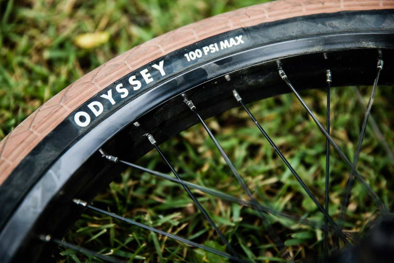 odyssey 100psi max