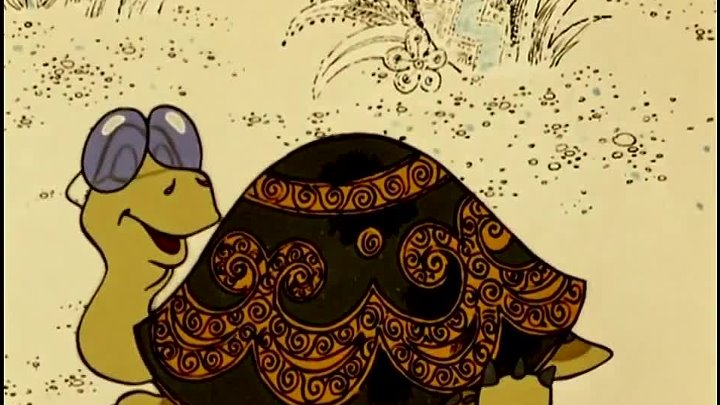 Советские мультфильмы - Как львенок и черепаха пели песенку.