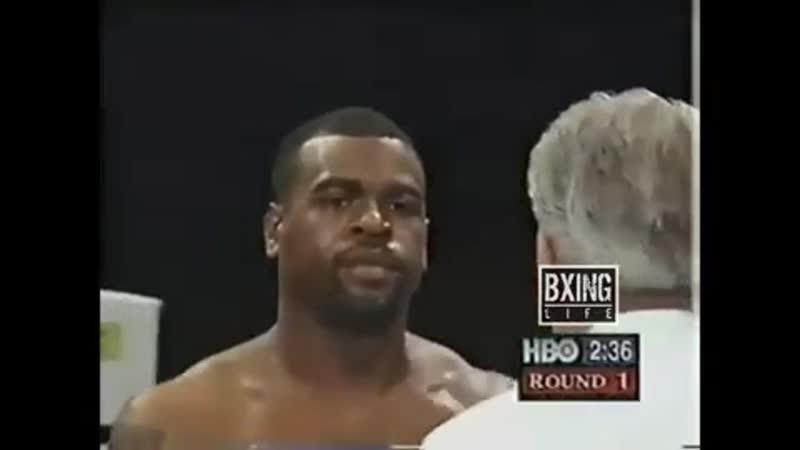 Roy Jones vs Montell Griffin II