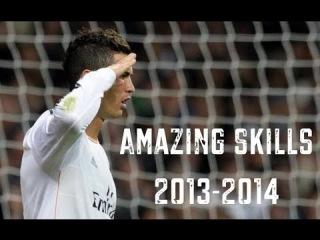 Cristiano Ronaldo ● Amazing Skills 2013/2014 ● HD