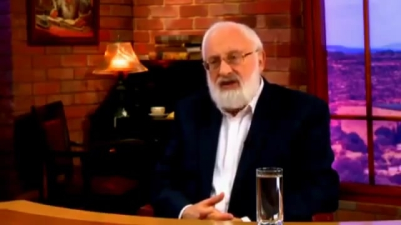 роли иудаизма в создании современного бардака... Говорит главный каббалист Михаэль Лайтман.