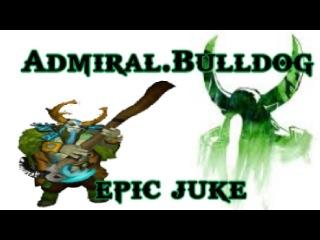 Dota 2: Admiral.Bulldog's Illusion Juke! [Epic]
