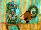 Винни Пух идет в гости. Winnie-the-Pooh Parte 2. Con subtítulos rusos!