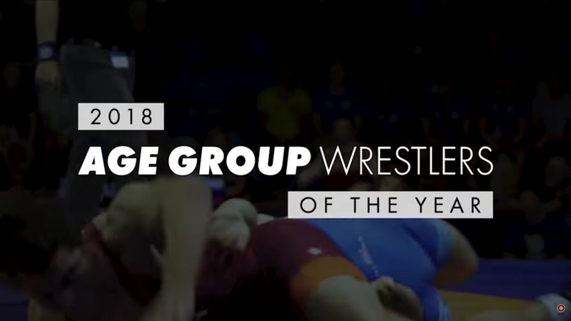 UWW's Age Group Wrestlers of 2018