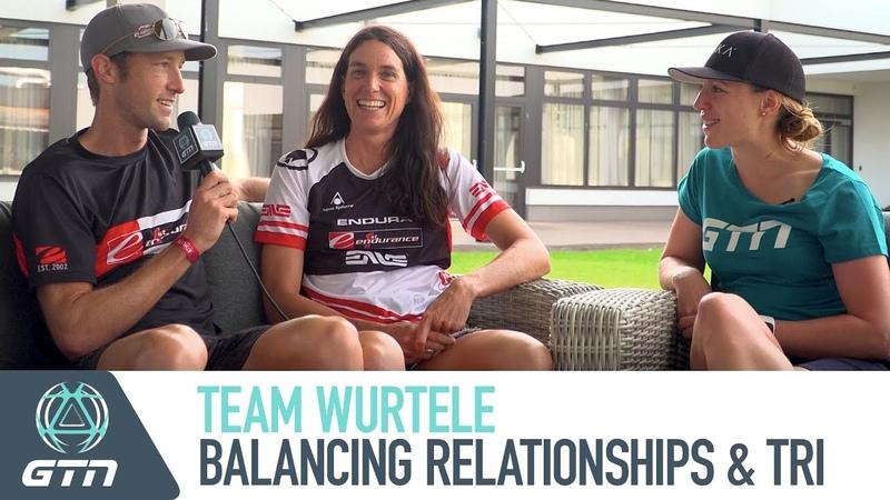 Balancing Triathlon Training Relationships With Team Wurtele