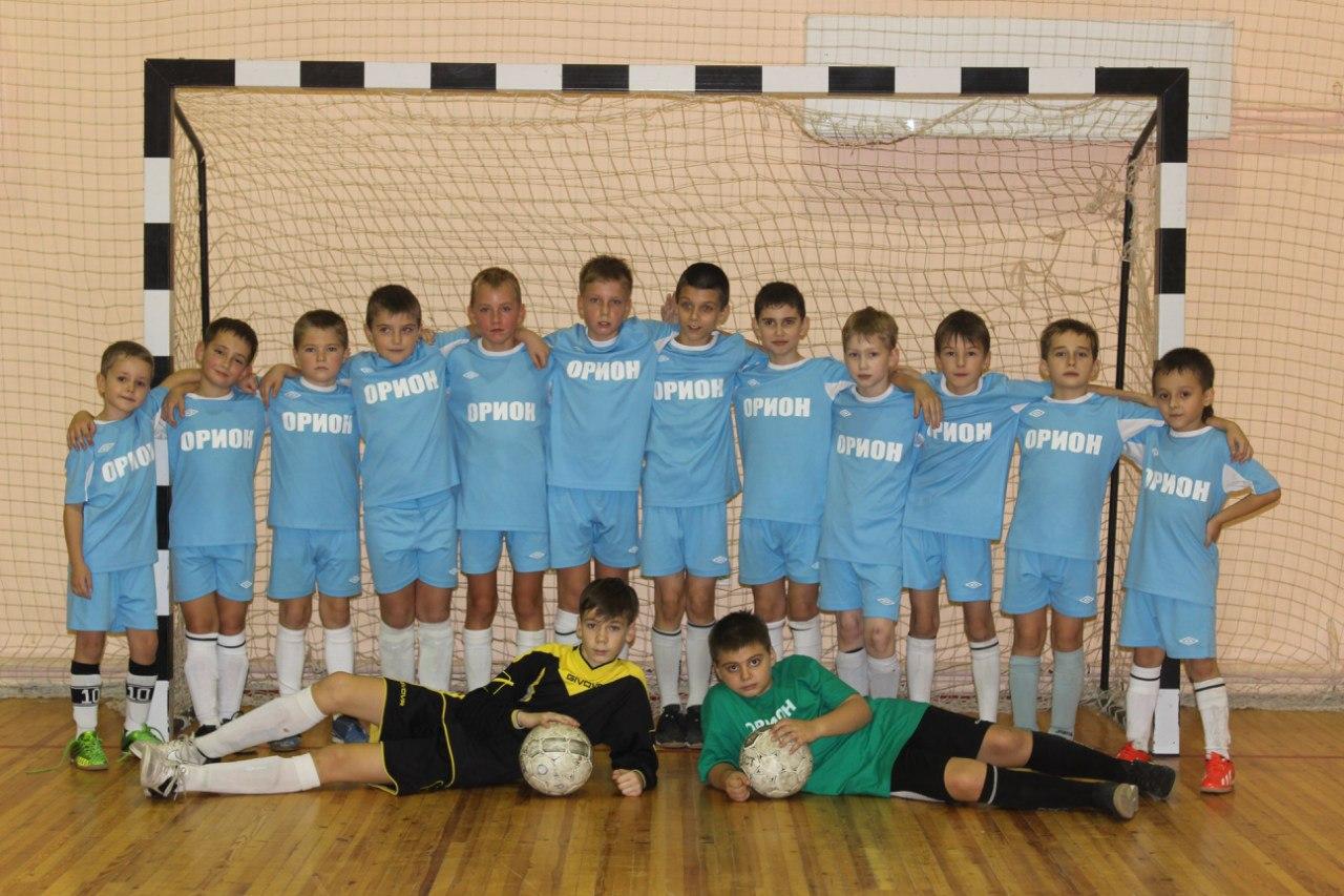 Мини-футбол. Подготовка к сезону 2014-2015 г.г.