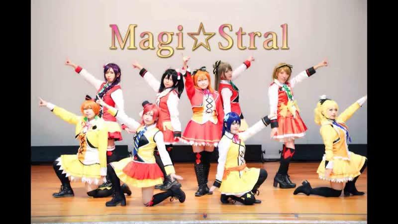 【magi☆stral】SUNNY DAY SONG【踊ってみた】 sm34115069