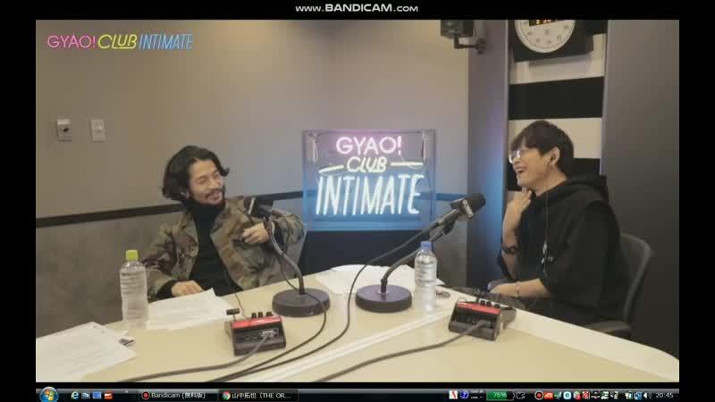 GYAO Club Intimate - Yamanaka Takuya Tsuneta Daiki 4