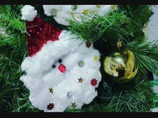 Дед Мороз - ёлочное украшение