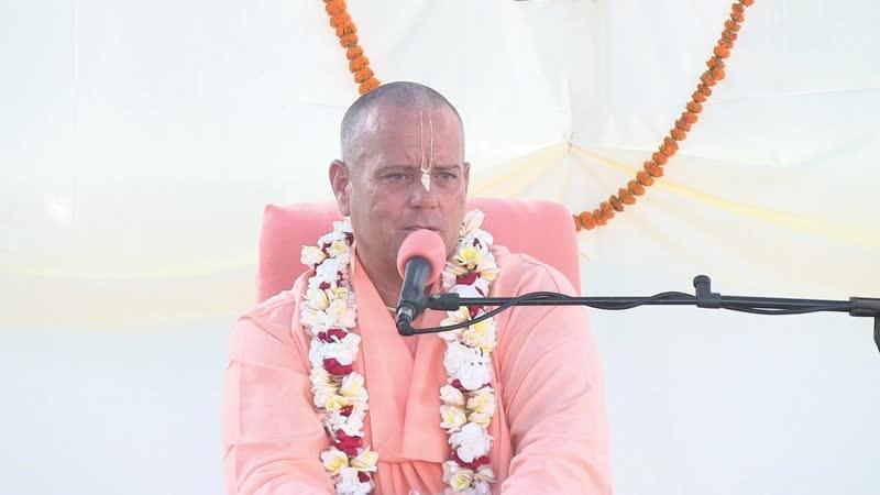 Srila Murali Krsna Swami - Truth is truth / Истина есть истина (Mayapur 2018-03-28) Guru-tattva As it is