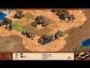 [TheViperAOC - Age of Empires 2] TheViper 1v3 - 4
