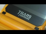 Land Rover X10 Flip Transformers Edition(1)