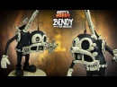 FISHER (BARLEY from BUTCHER GANG) TUTORIAL ➤ Bendy and the ink machine: CHAPTER 3 ★ Polymer clay