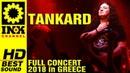 TANKARD - Full Concert 26/1/2018 - 8ball Thessaloniki Greece