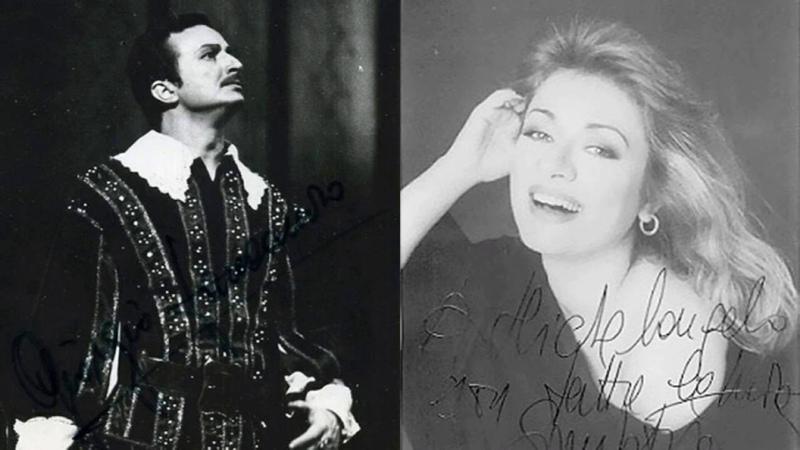 Signori e dessa ... Tutte le feste al tempio! (Rigoletto) - Giorgio Zancanaro, Daniela Dessi