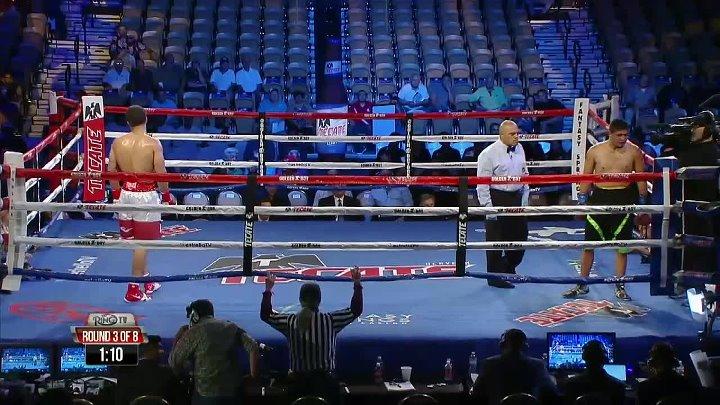 D Mitrius Ballard vs Victor Fonseca 20 05 2016