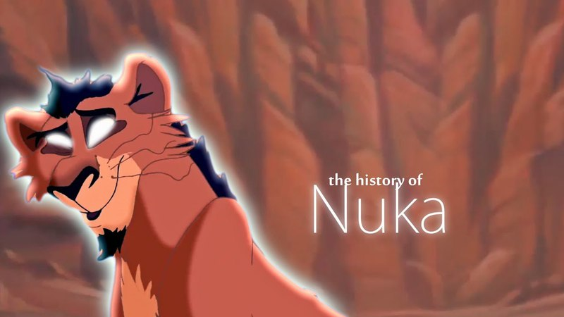 The history of Nuka [ The Lion King ]