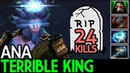 Ana Monkey King Terrible King Craziest Game 7 19 Dota 2