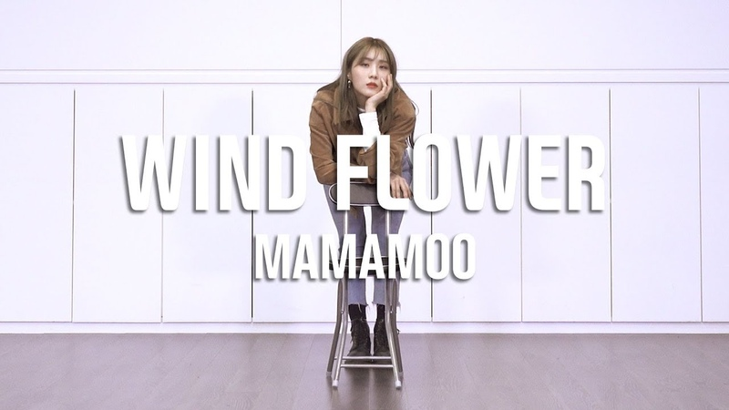 MAMAMOO(마마무) - WIND FLOWER Dance Cover Cover by SOL-E (Mirror Mode)