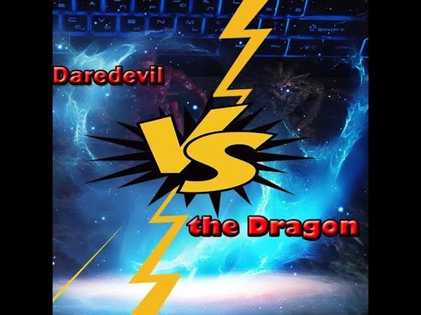 Stop Motion ( fighting game ) Daredevil VS the Dragon
