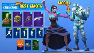 *NEW* Leaked Fortnite Skins & Emotes! (Tflu,Frostbite, Dante, Rosa, Criss Cross)