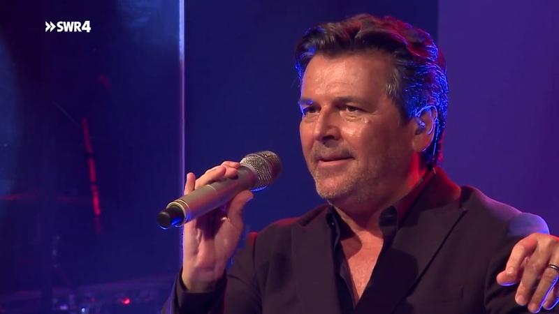 Thomas Anders - You're My Heart, You're My Soul (Unplugged) Live 2017