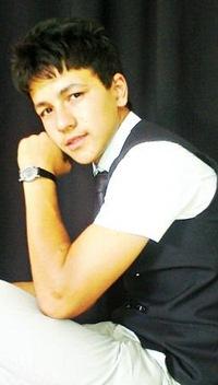 Shahbozbek Ismailov, 27 августа 1994, Абакан, id194951475
