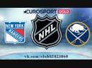 New York Rangers vs Buffalo Sabres 15 02 2019 NHL Regular Season 2018 2019 RU