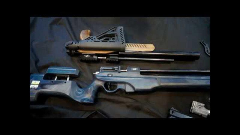 Новая ручка взвода для PCP винтовок Атаман M2R от GoodGuns. Промо-акция!)