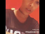 """DOJA CAT on Instagram: """"(made  with @musical.ly) ♬ No Police - Doja Cat. #musicallyapp #DojaCat #NoPolice #music #musicvideo #musical #musica #followme…"""""""