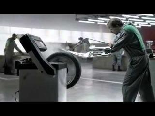 Skoda Fabia - Сама зверская реклама автомобиля