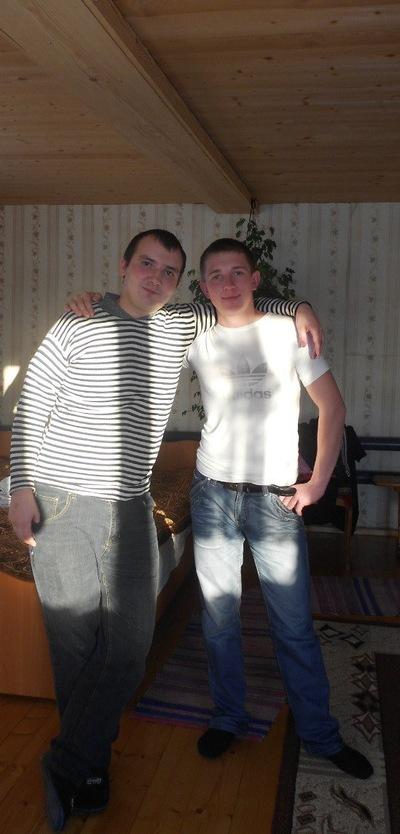 Николай Борисов, 23 мая 1990, Вологда, id171634622