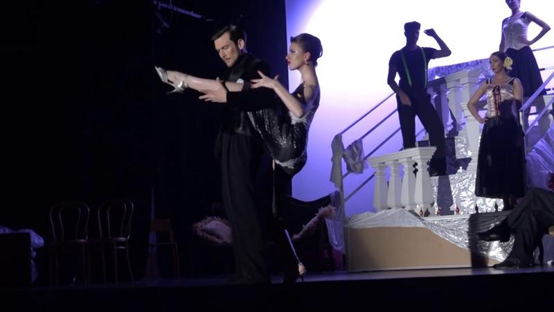 Andrea Vighi y Chiara Benati - Traditango - Libertango - Teatro Guanella Milano