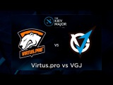 VIRTUS.PRO VS VGJ GAME 3 - KIEV MAJOR - IG VS TEAM LIQUID EPIC MOMENT TEAM WIPE by VP