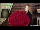 Букет «101 роза Гран При»