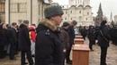 Президентский полк .Москва .Кремль.Присяга .8 декабря 2018 года