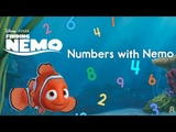 Disney Finding Nemo Numbers with Nemo - Learn How To Count 1 to 10 - Educational App for Kids