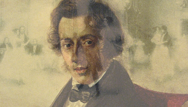 Frédéric Chopin: Waltz No.11 in G-Flat Major, Op. 70 No. 1, for Piano