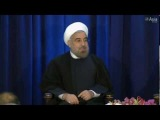 Hassan Rouhani, president of the Islamic Republic of Iran, discusses Iranian foreign policy.