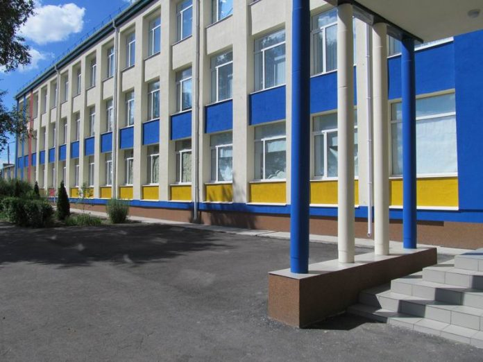 Опорная школа заработает в Славянске после зимних праздников