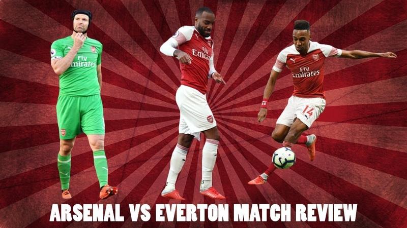 Arsenal 2 0 Everton Match Review Aubameyang Scores A Wonder Goal