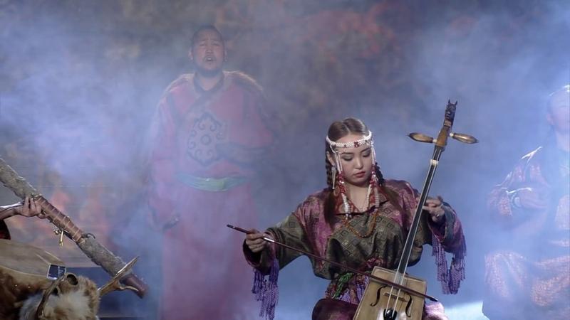 Altai band: Хүннүгийн гунигийн дуу (A Sad song for the Huns) -music by Ganpurev Dagvan
