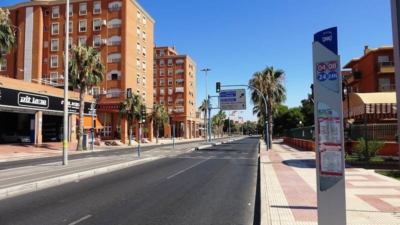 Квартира в районе Tómbola вблизи парка Ло Морант и университета Аликанте Испания продажа