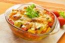 Легкий ужин: овощная запеканка