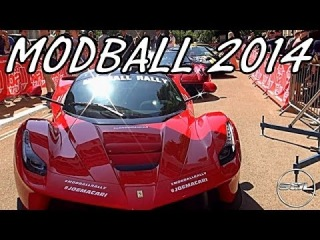 Modball Rally 2014: London Supercar & Hypercar Sounds!
