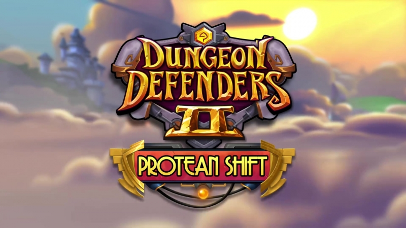 Dungeon Defenders II Protean Shift - Release Trailer ¦ PS4