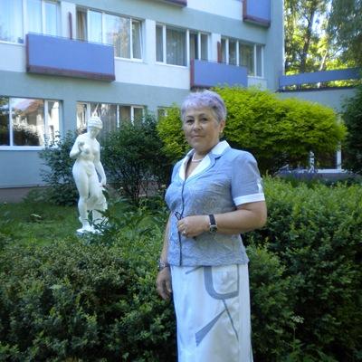 Валентина Хомутова, 2 ноября , Ульяновск, id222387323