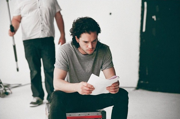 it Harington(2018) Sam Bullivant